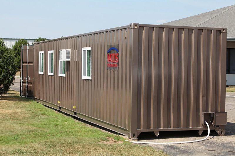 дома из контейнеров