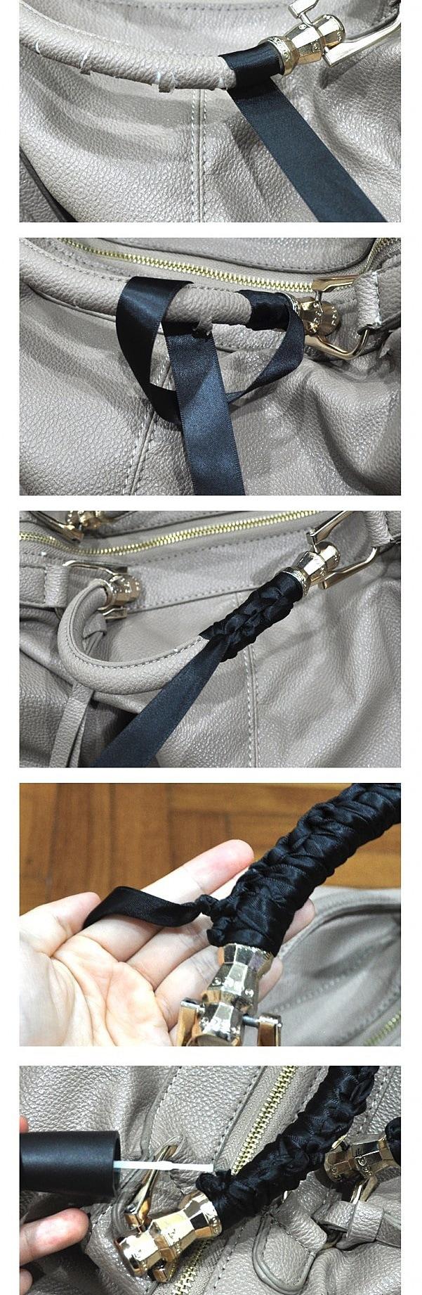 Как сделать ручки для сумки своими руками
