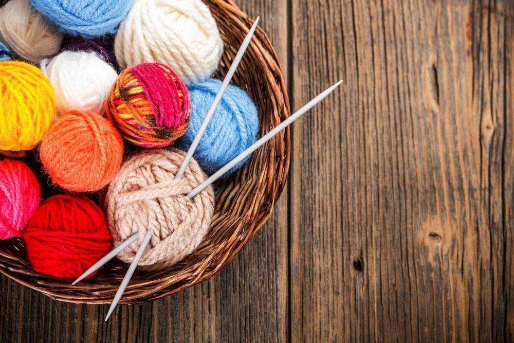 Виды ручного вязания 3