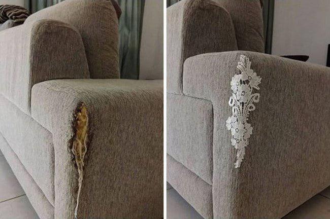 Как починить мебель своими руками