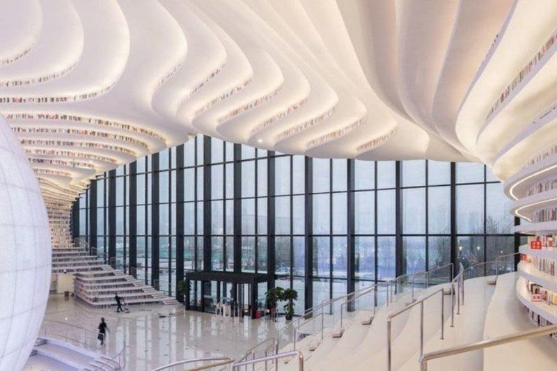 самые крутые библиотеки Китая