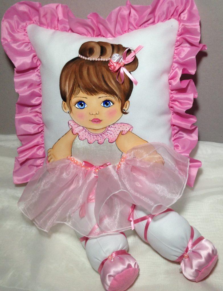 Подушки для кукол своими руками 320