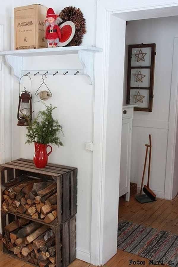 Что можно сделать из ящика деревянного