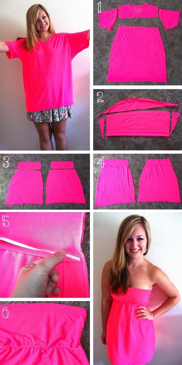 Как сшить платье своими руками фото для девушек