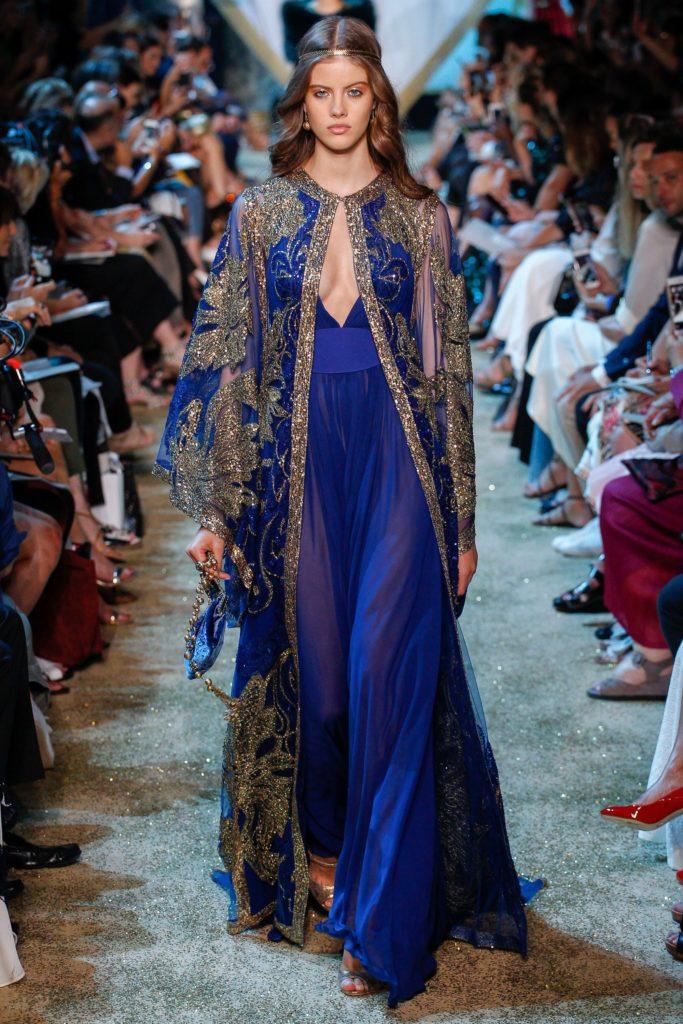 Эли Сааб платье