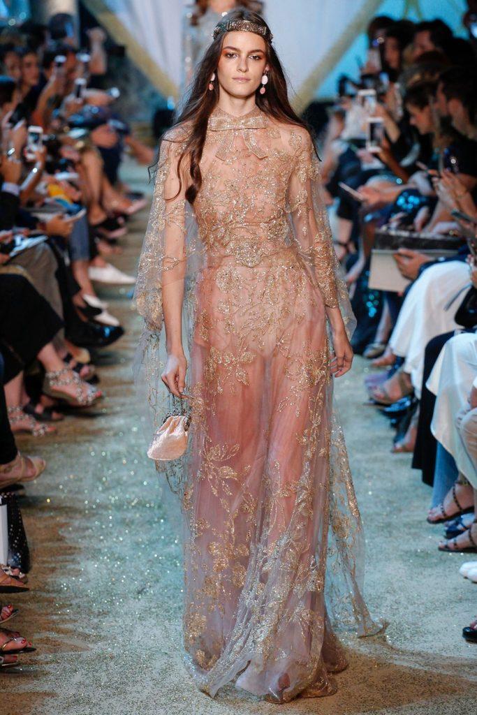 Платье Эли Сааб