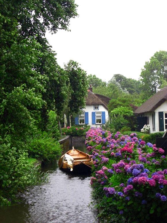 Гитхорн - Нидерланды