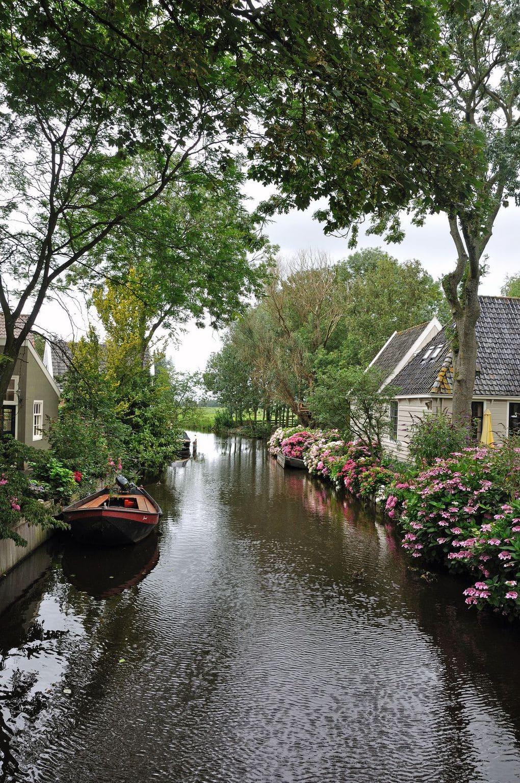 Гитхорн, каналы в Нидерландах