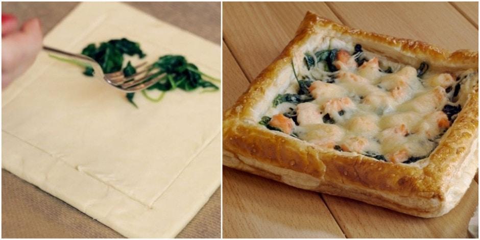 Слоеное тесто: идеи формирования, достойные кулинарных шедевров