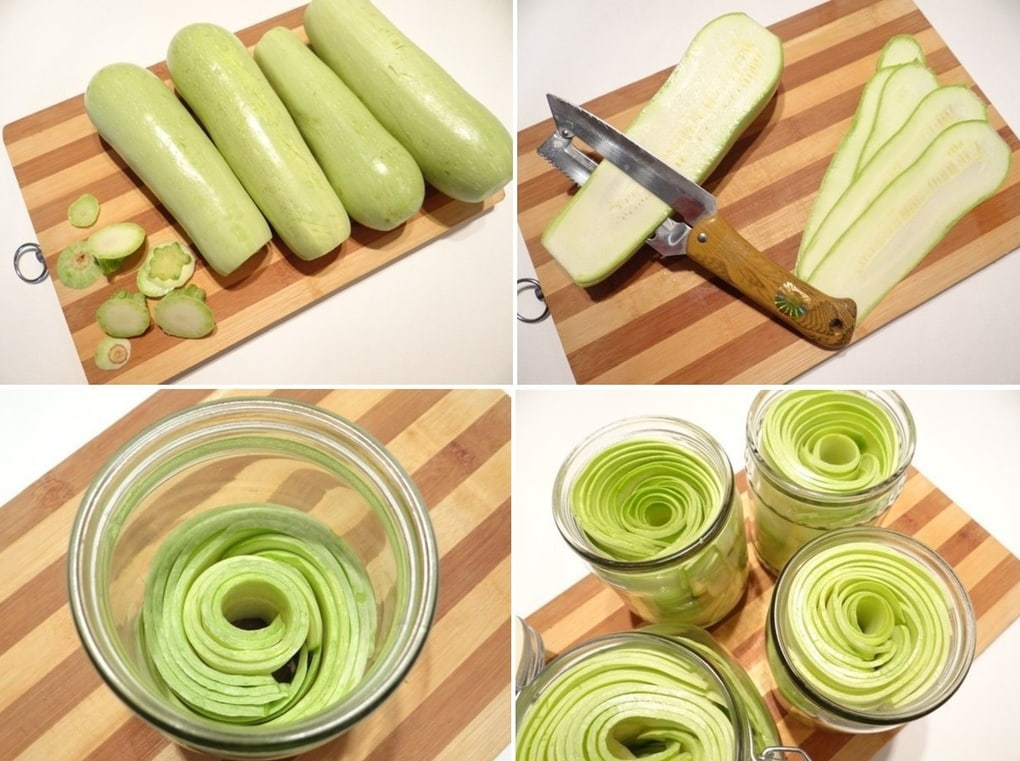 round zucchini how to cook
