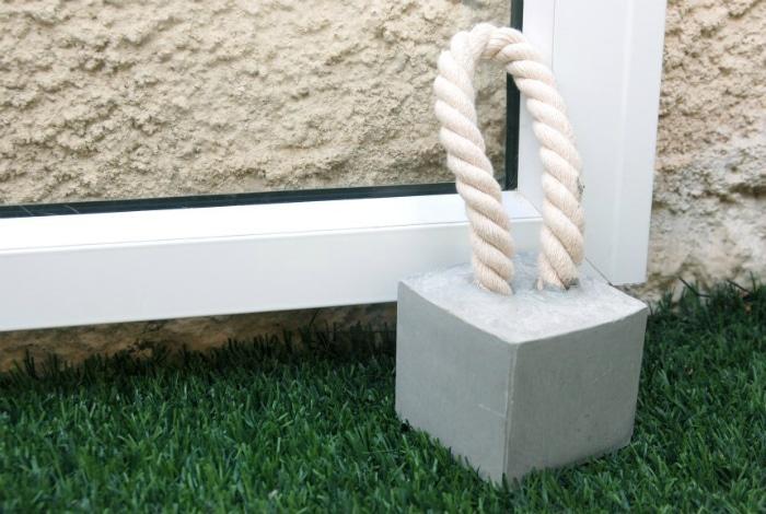 Горшки из бетона своими руками 50