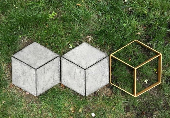 Украсить бетон смывка цементных растворов