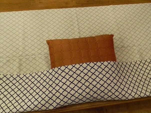 Классная бесшовная наволочка для подушек — идея для тех, кто не очень любит шить рекомендации