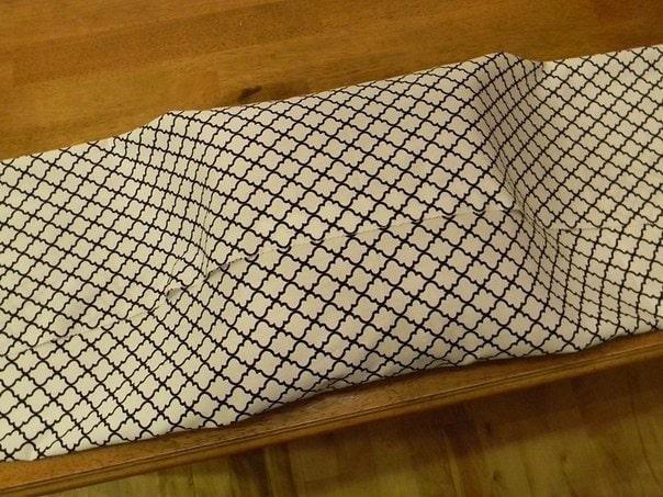 Классная бесшовная наволочка для подушек — идея для тех, кто не очень любит шить новые фото
