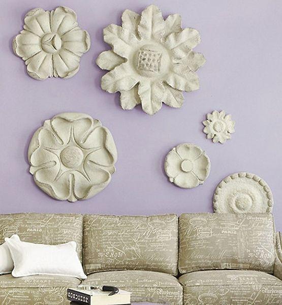 декоративное украшение стен