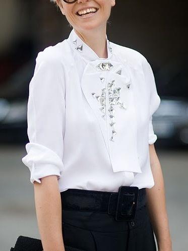Акцентные детали в одежде — верный путь к совершенству