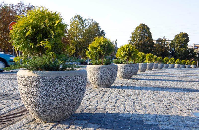 Необычный бетон строительные растворы и их виды