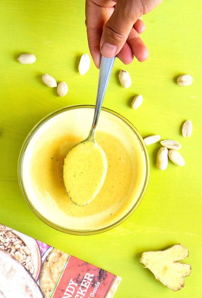 Арахисовый соус из Тайланда — брызги тропического солнца на вашей кухне