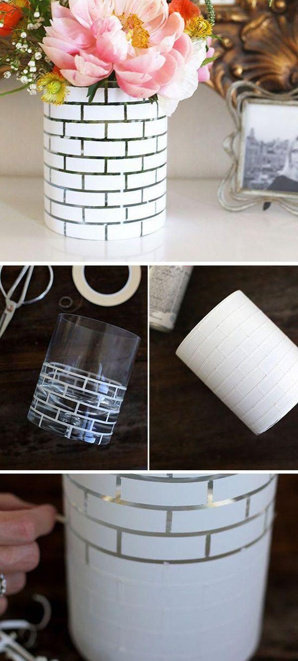 Трансформация стеклянной посуды: простые идеи для вдохновения