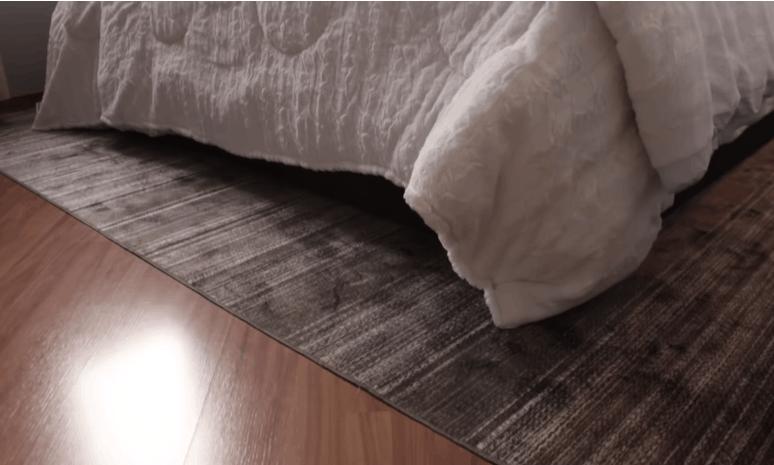 Удобная маленькая спальня: красиво, уютно, функционально