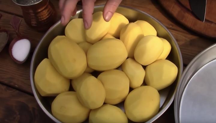 Невероятный рецепт картошки по сибирски, от которой все будут в восторге