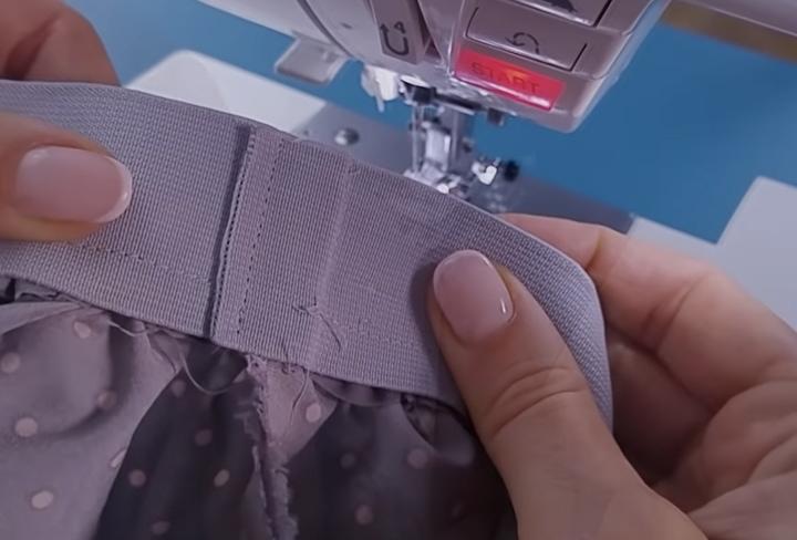 Стильная юбка без выкройки всего за 30 минут