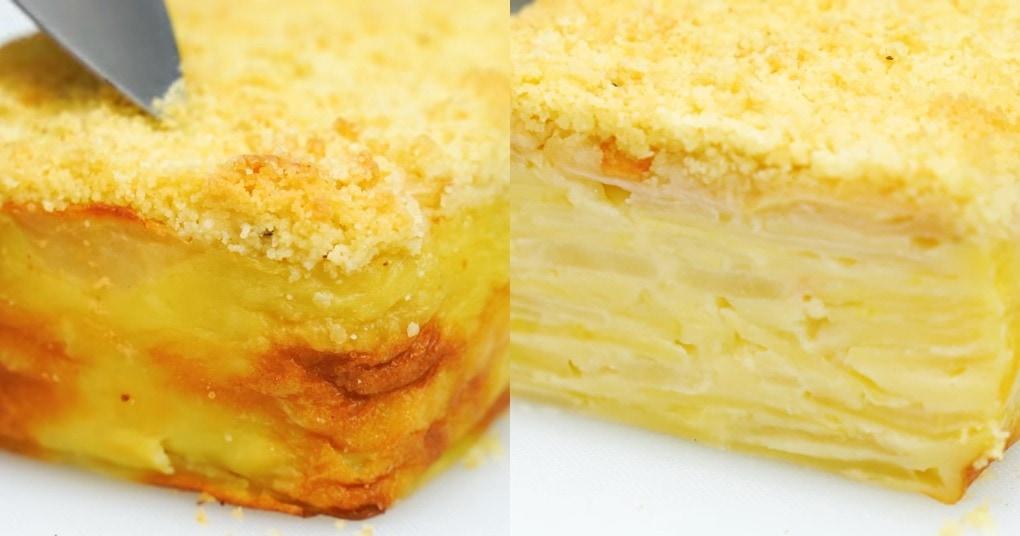 Картинки по запросу Тесто этого пирога при выпечке превращается в нежнейший крем. А готовится он очень просто