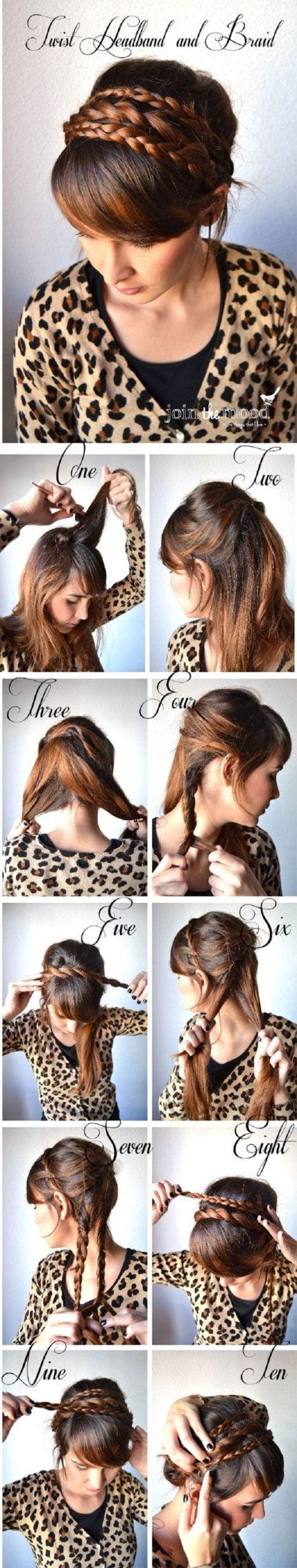 Девушки с двумя косами