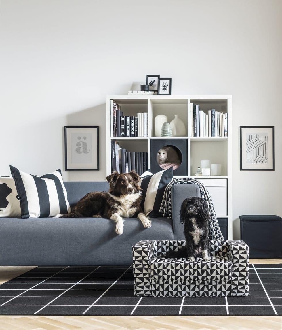 Шикарная мебель для вашего питомца - вы можете сами её изготовить.