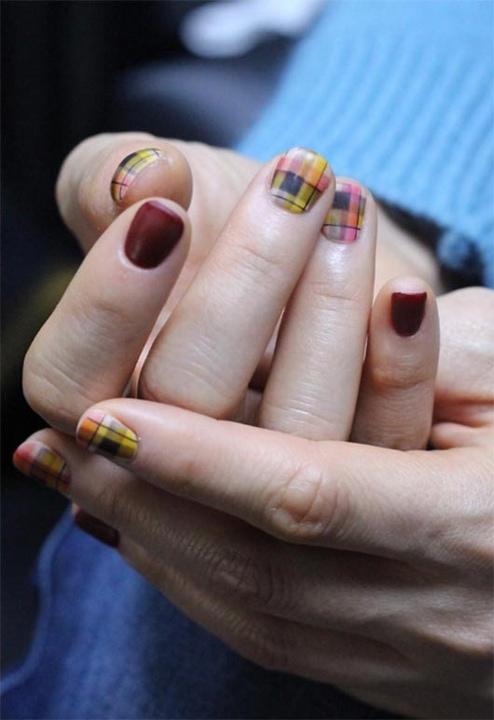 65 дизайнов маникюра, который выглядят ЛУЧШЕ на коротких ногтях!