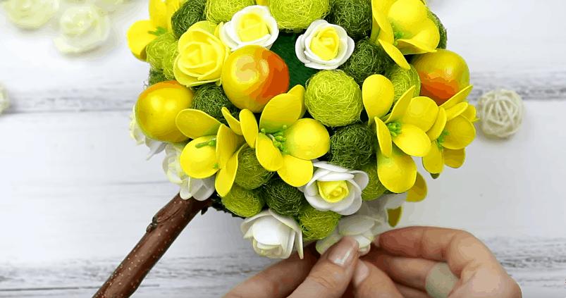 Яркое, сочное весеннее украшение и отличный подарок