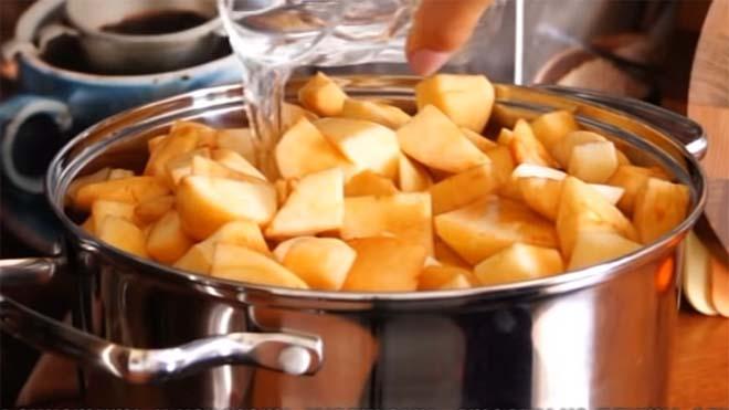 Вот что надо готовить из яблок. Так вы их еще не использовали