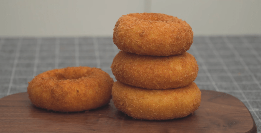 Луковые кольца с моцареллой: даже Макдоналдс позавидует