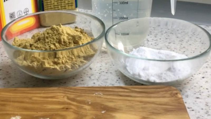 От посуды до линолеума: натуральная паста, которая чистит всё