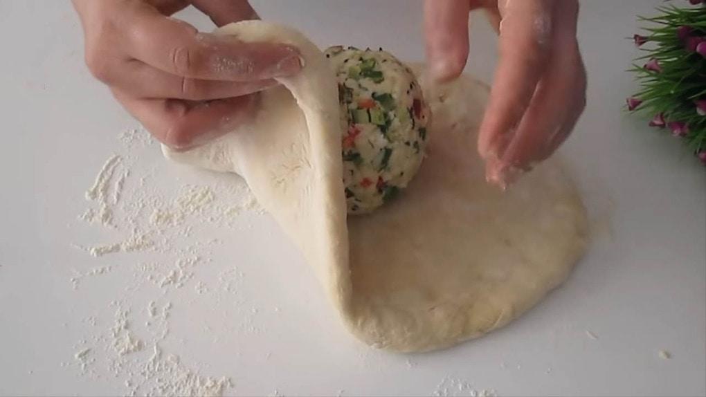 Вкуснейшая лепёшка: и ни какой пиццы не надо