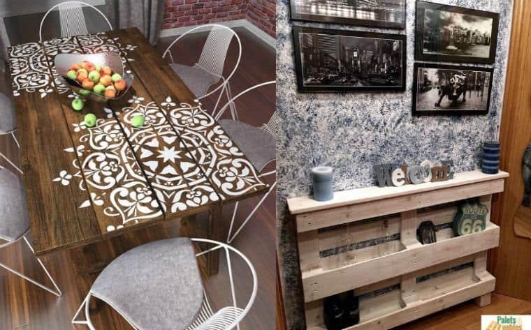 Оригинальные творения из паллет для дома и дачи. Настоящий тренд за последний год