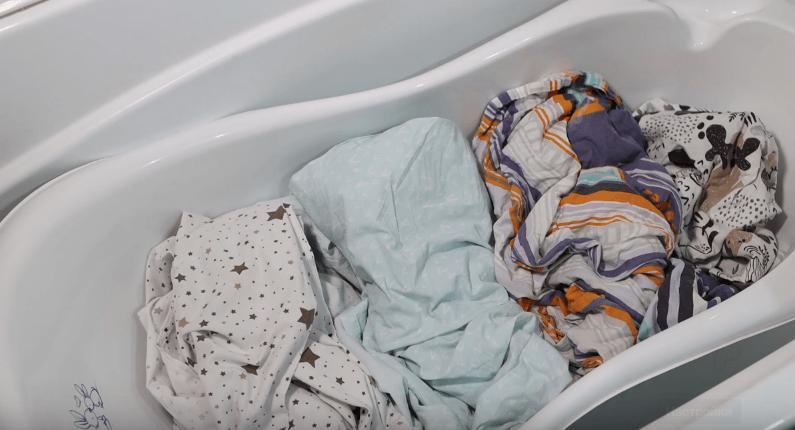 Как освежить застиранное белье: белое станет белее, цветное ярче