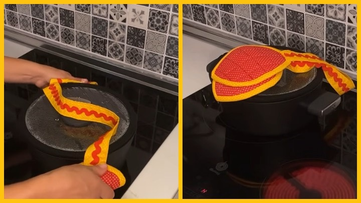 Секрет хозяйки: не выбрасывайте ненужный бюстгальтер или купальник — из них получается очень полезная в хозяйстве вещь