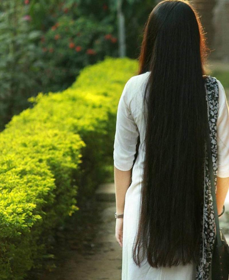 Индийский секрет длинных и крепких волос. Останавливает выпадение с первой недели
